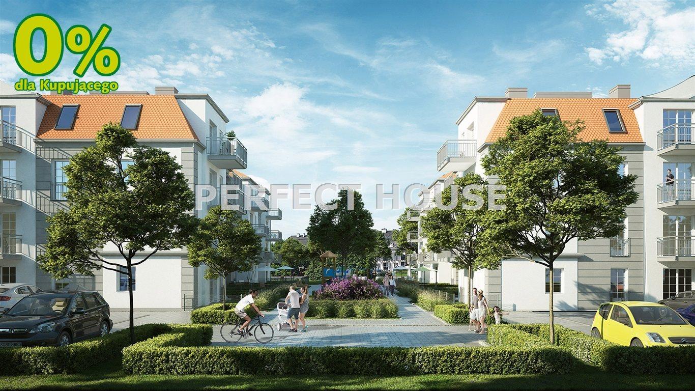 Mieszkanie dwupokojowe na sprzedaż Zalasewo  49m2 Foto 1