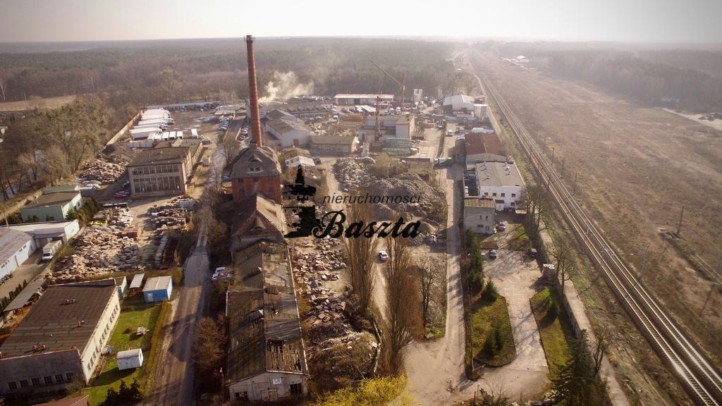 Działka komercyjna na sprzedaż Szczecin  13823m2 Foto 1