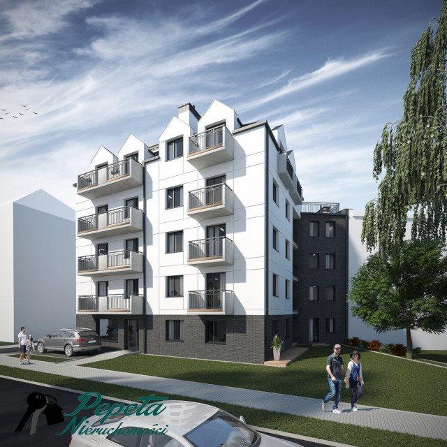 Mieszkanie dwupokojowe na sprzedaż Poznań, Łazarz  57m2 Foto 3