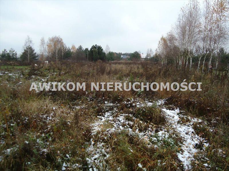 Działka budowlana na sprzedaż Nadarzyn, Rusiec  1350m2 Foto 1