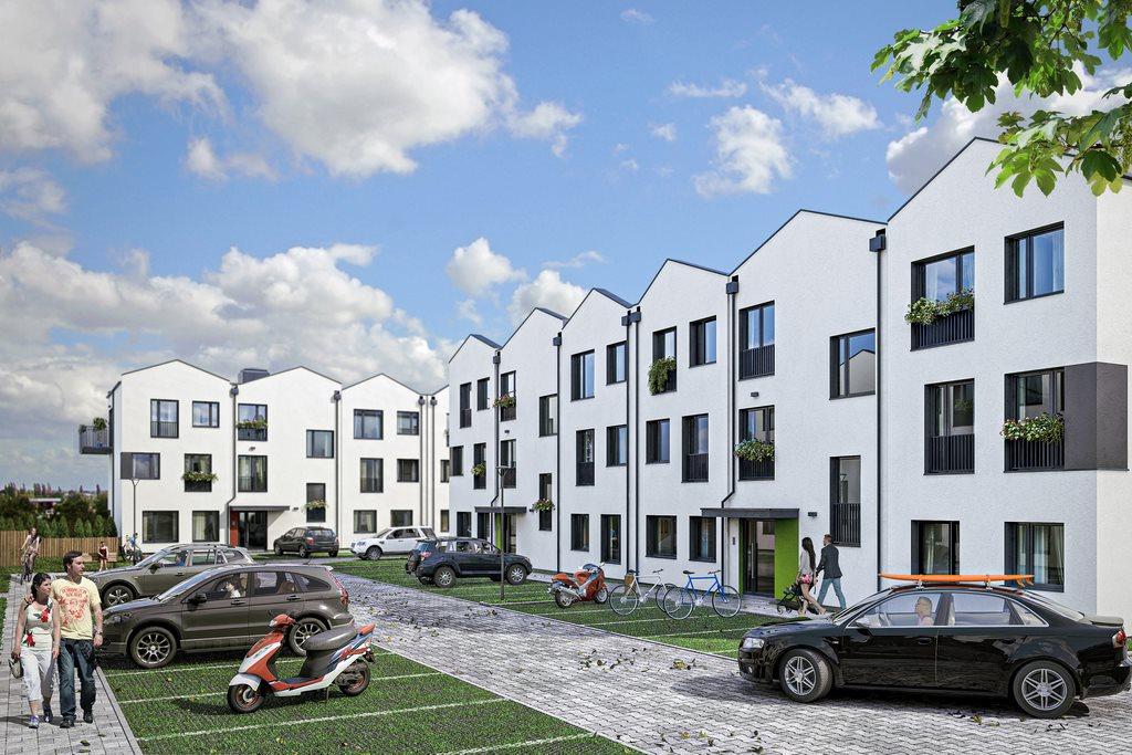 Mieszkanie trzypokojowe na sprzedaż Poznań, Smochowice  45m2 Foto 3