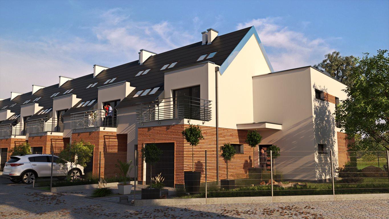 Dom na sprzedaż Wrocław, Psie Pole, Dobrzykowice  143m2 Foto 1
