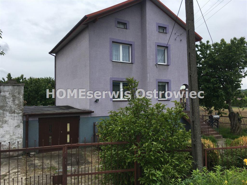 Dom na sprzedaż Ostrowiec Świętokrzyski, Częstocice  160m2 Foto 3