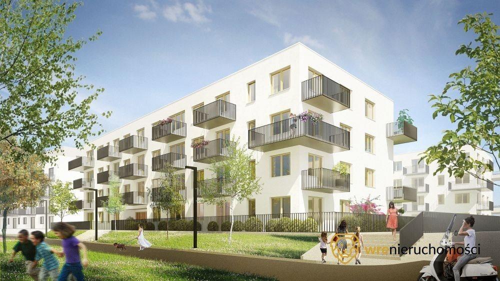 Mieszkanie trzypokojowe na sprzedaż Wrocław, Jagodno, Klasztorna  68m2 Foto 5