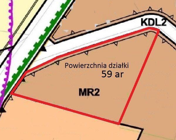 Działka inna na sprzedaż Maszków  5975m2 Foto 3