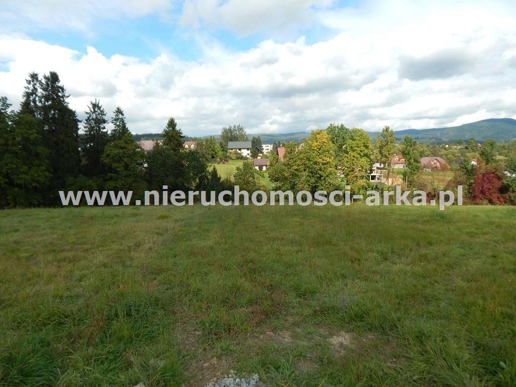 Działka budowlana na sprzedaż Rabka-Zdrój  4100m2 Foto 1