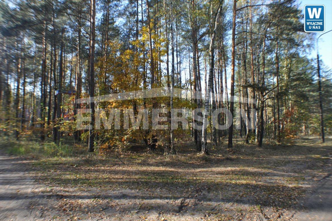 Działka leśna na sprzedaż Warszawa, Wesoła  1595m2 Foto 2