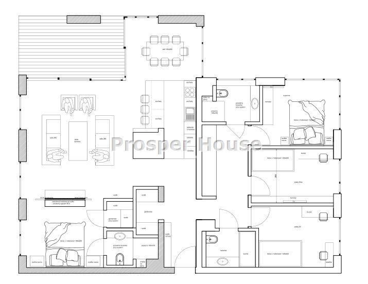 Mieszkanie na sprzedaż Warszawa, Śródmieście, Śródmieście, Grzybowska  132m2 Foto 8