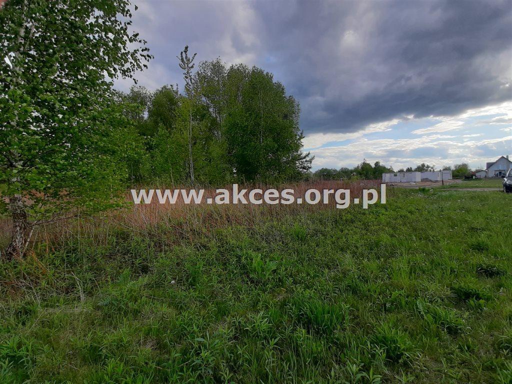 Działka rolna na sprzedaż Jazgarzew  8600m2 Foto 1