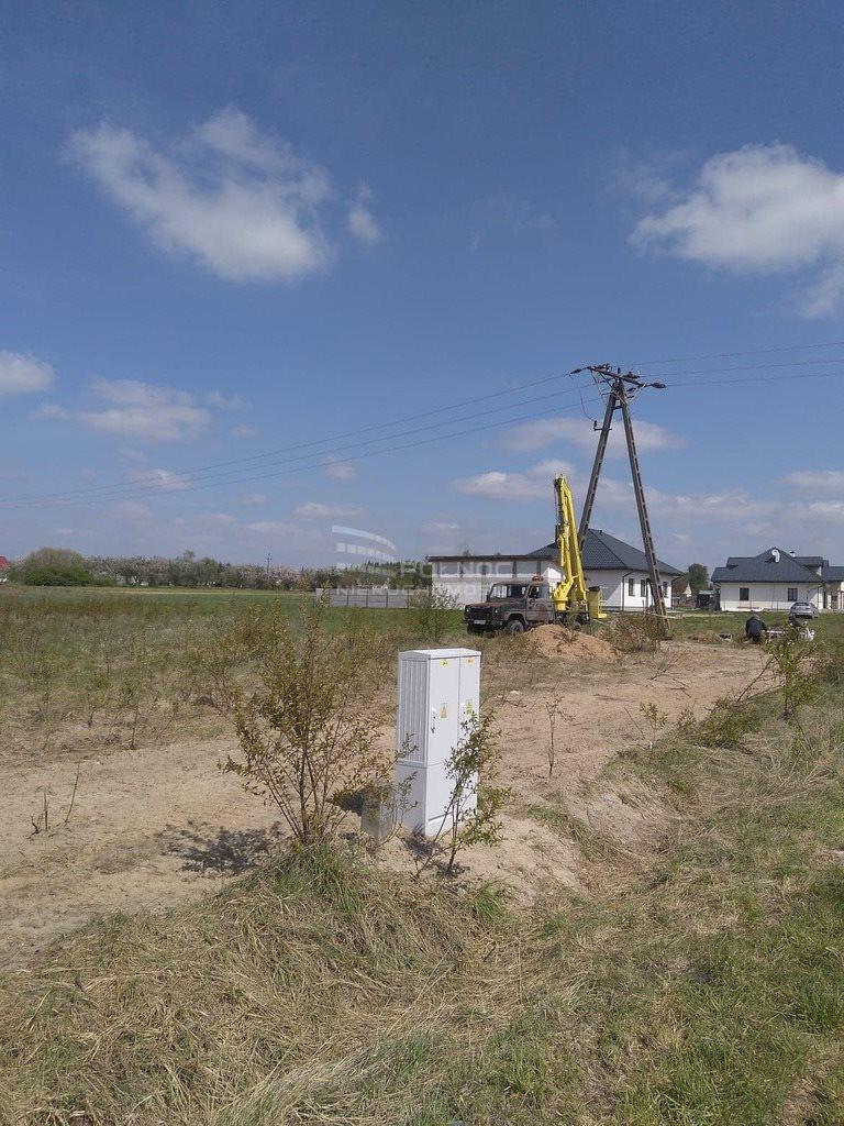 Działka budowlana na sprzedaż Bedlno  1100m2 Foto 6