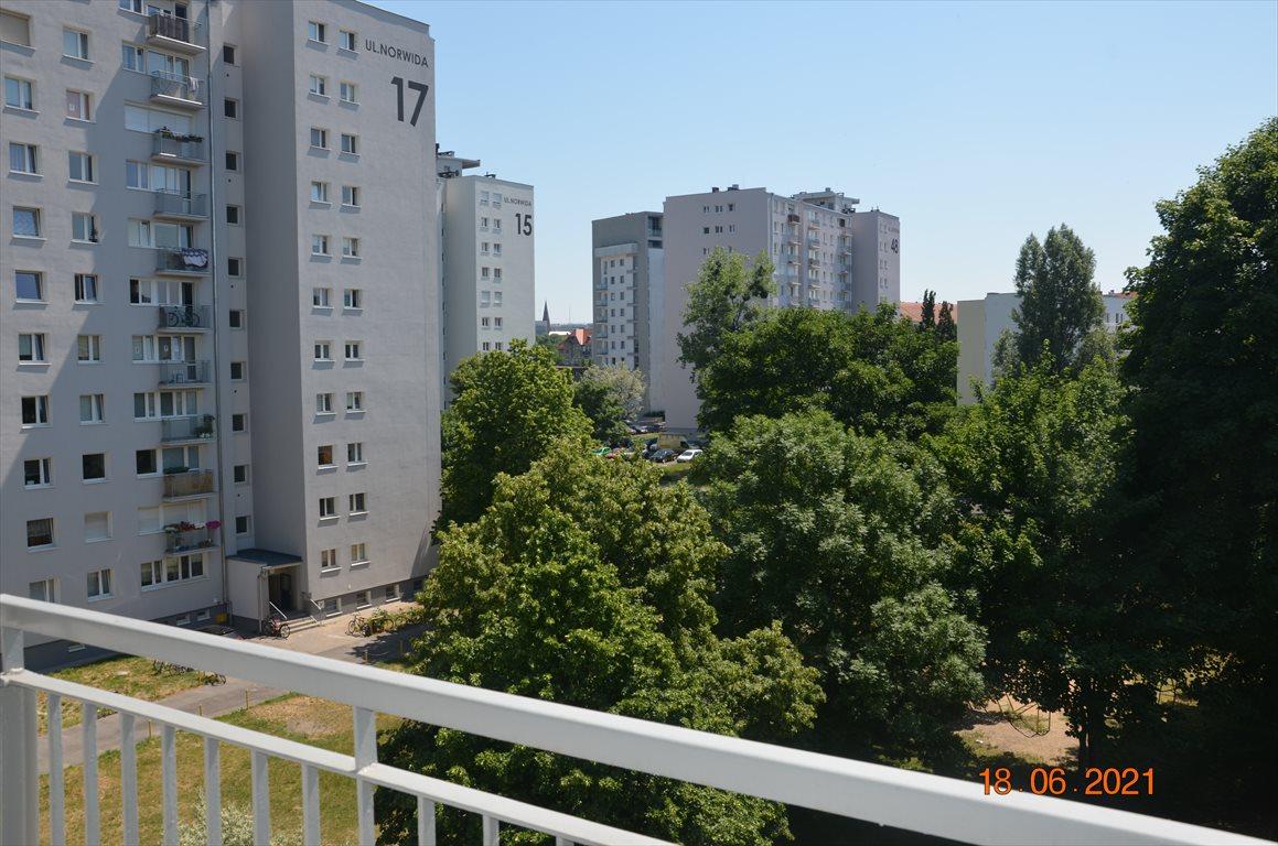 Mieszkanie trzypokojowe na sprzedaż Poznań, Jeżyce, Cypriana Kamila Norwida 19  48m2 Foto 6