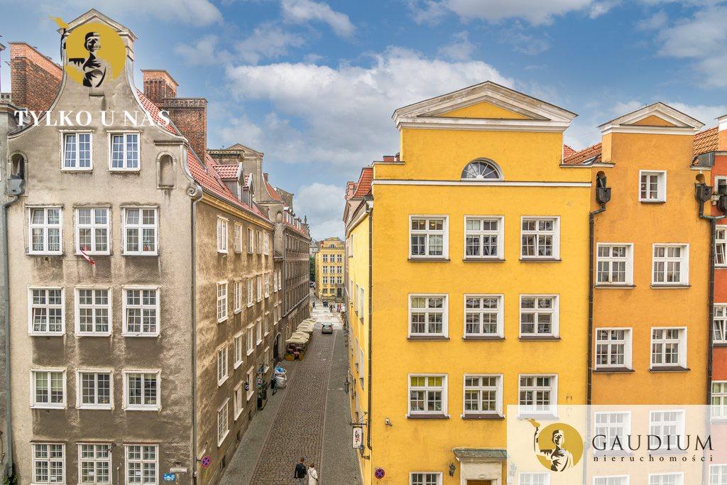 Mieszkanie dwupokojowe na sprzedaż Gdańsk, Główne Miasto, Chlebnicka  61m2 Foto 13