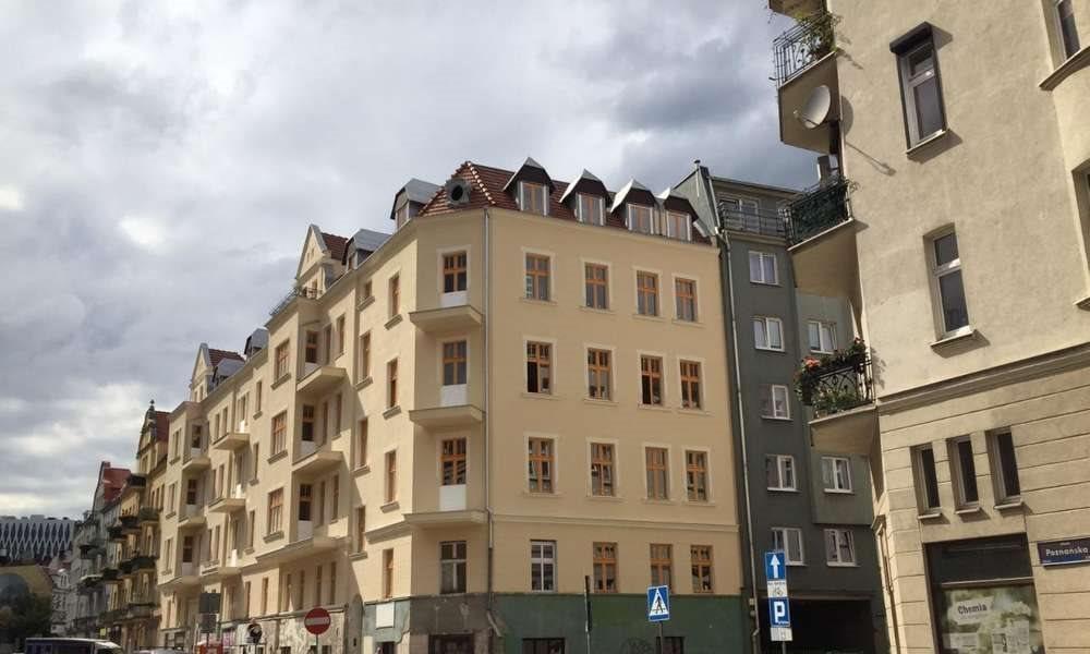 Kawalerka na sprzedaż Poznań, Jeżyce, Poznańska  26m2 Foto 11