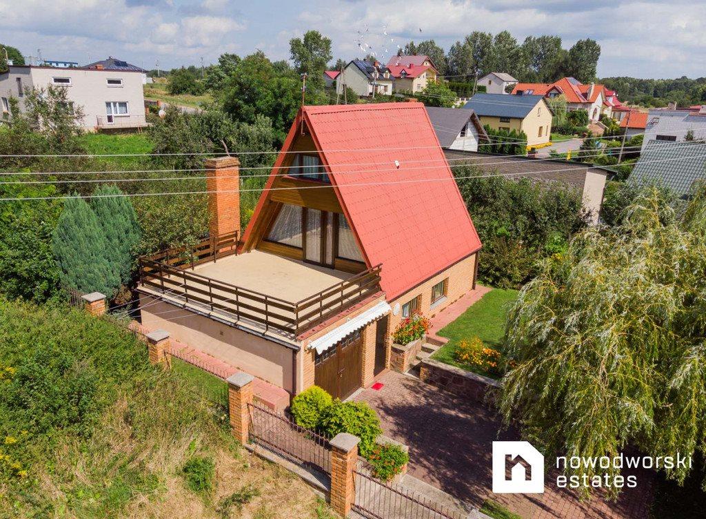 Dom na sprzedaż Jastrząb, Kościuszki  118m2 Foto 3