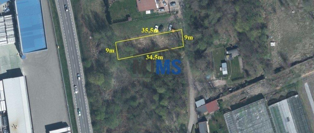 Działka budowlana na sprzedaż Słupsk, Portowa  317m2 Foto 2