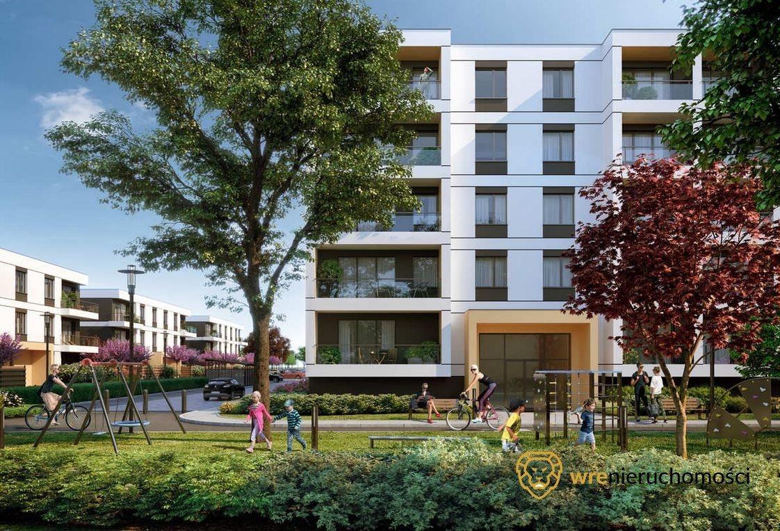 Mieszkanie trzypokojowe na sprzedaż Wrocław, Psie Pole, Odolanowska  61m2 Foto 1