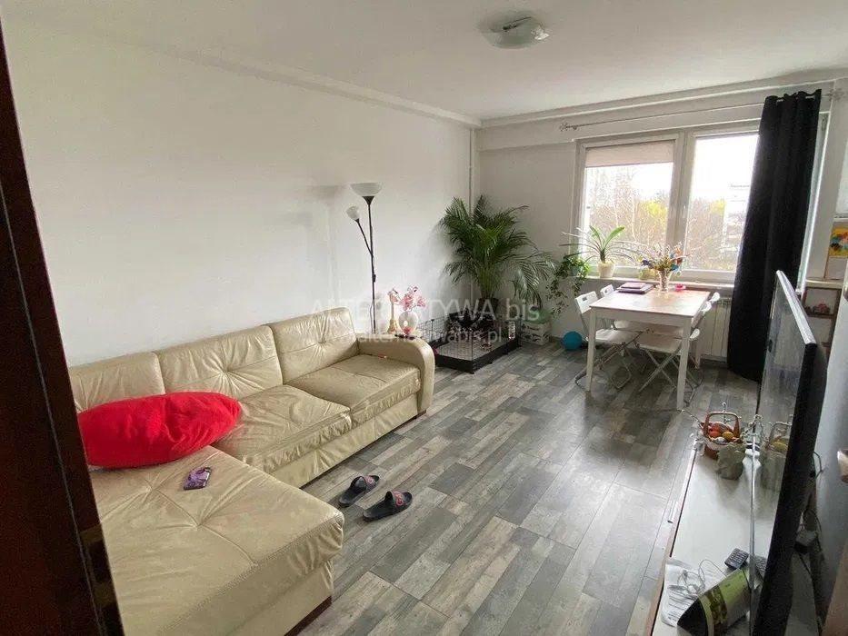 Mieszkanie dwupokojowe na sprzedaż Poznań, Nowe Miasto, Rataje, Piastowskie  44m2 Foto 1