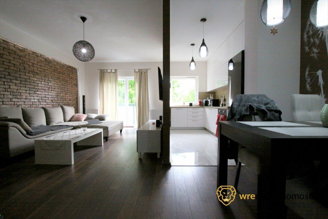 Mieszkanie dwupokojowe na sprzedaż Wrocław, Maślice, Królewiecka  59m2 Foto 5