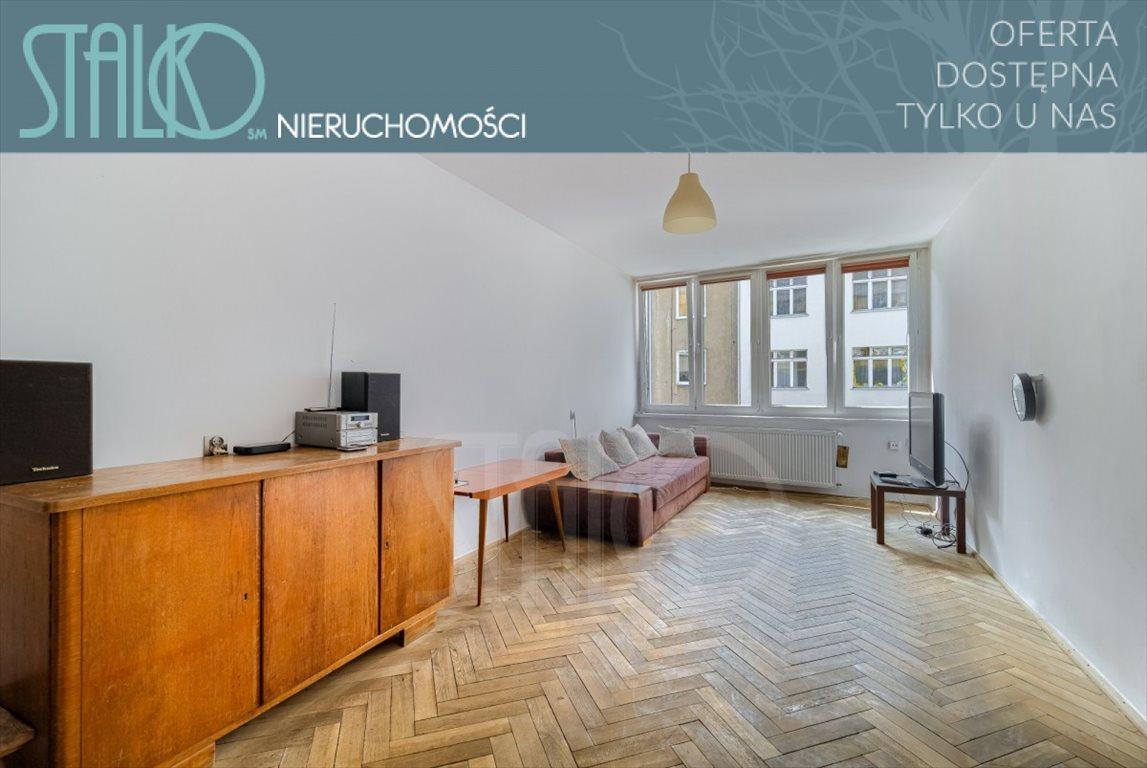 Mieszkanie dwupokojowe na sprzedaż Gdynia, Śródmieście, Antoniego Abrahama  54m2 Foto 1