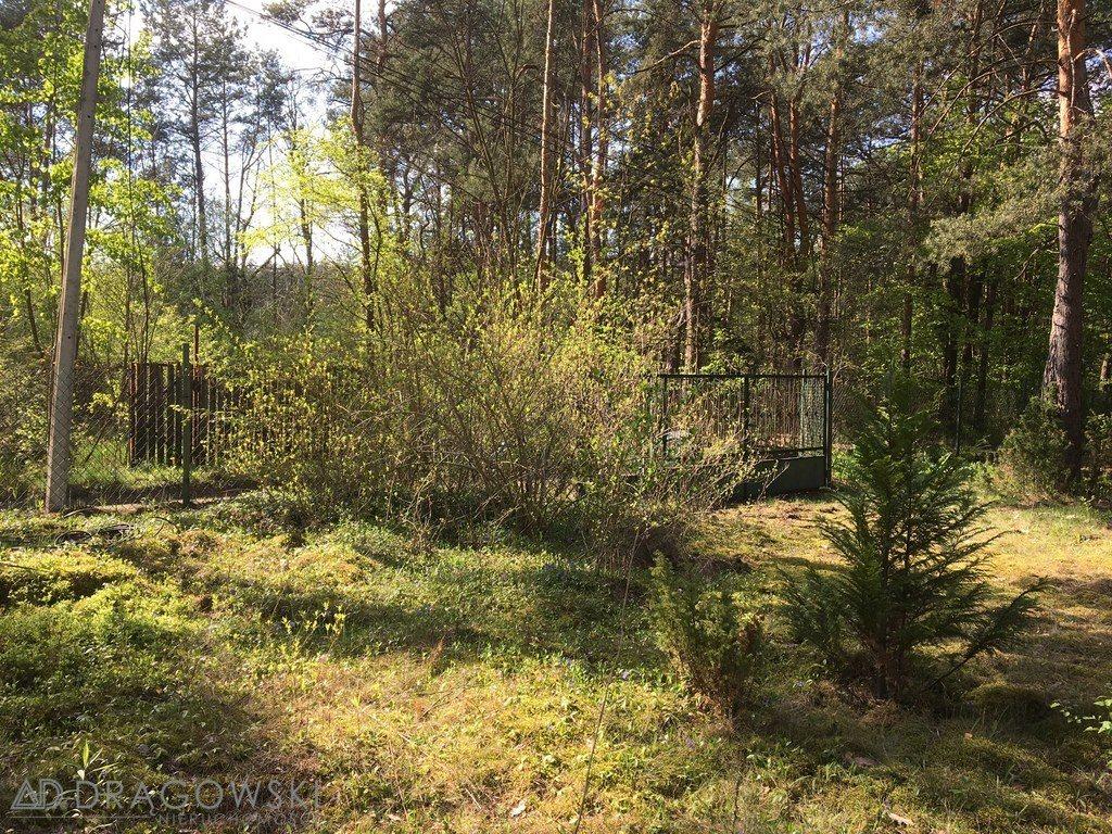 Działka leśna z prawem budowy na sprzedaż Czarnów  2098m2 Foto 3