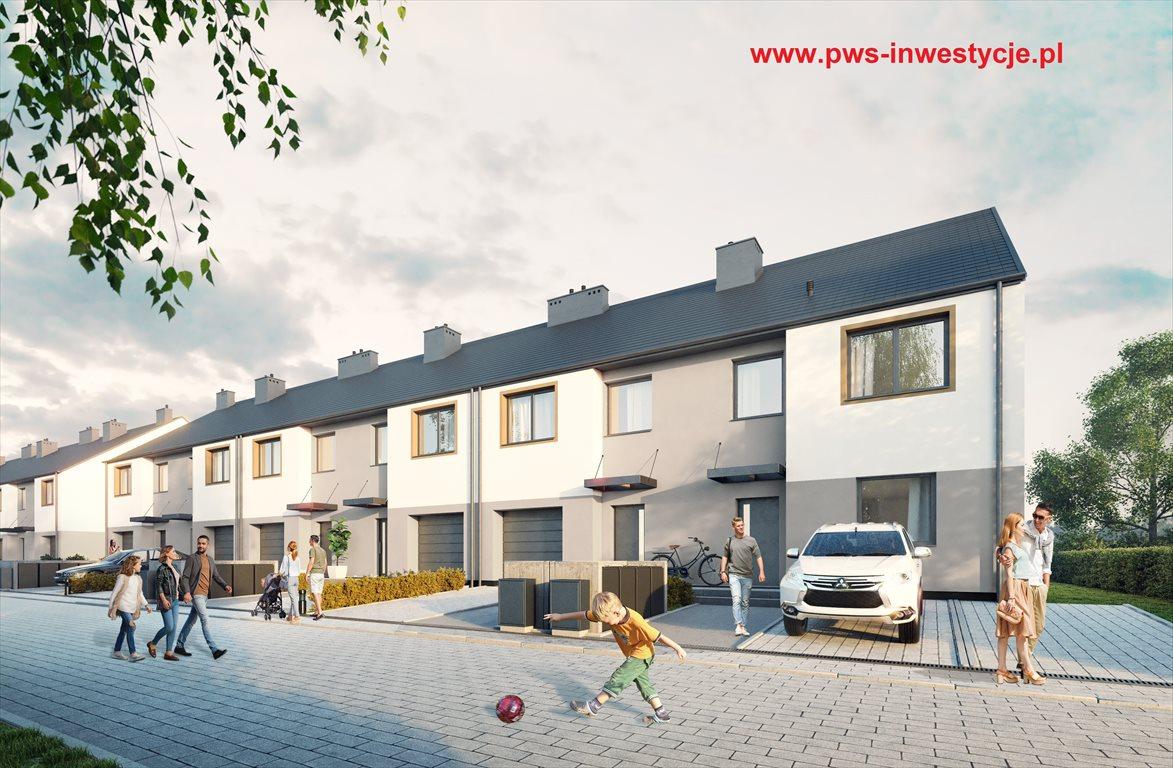 Dom na sprzedaż Wrocław, Psie Pole, Lidzka  123m2 Foto 1