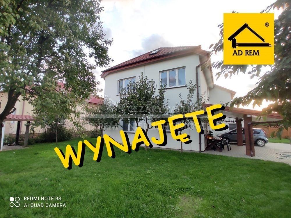 Dom na wynajem Wólka Abramowicka, Abramowicka  171m2 Foto 1