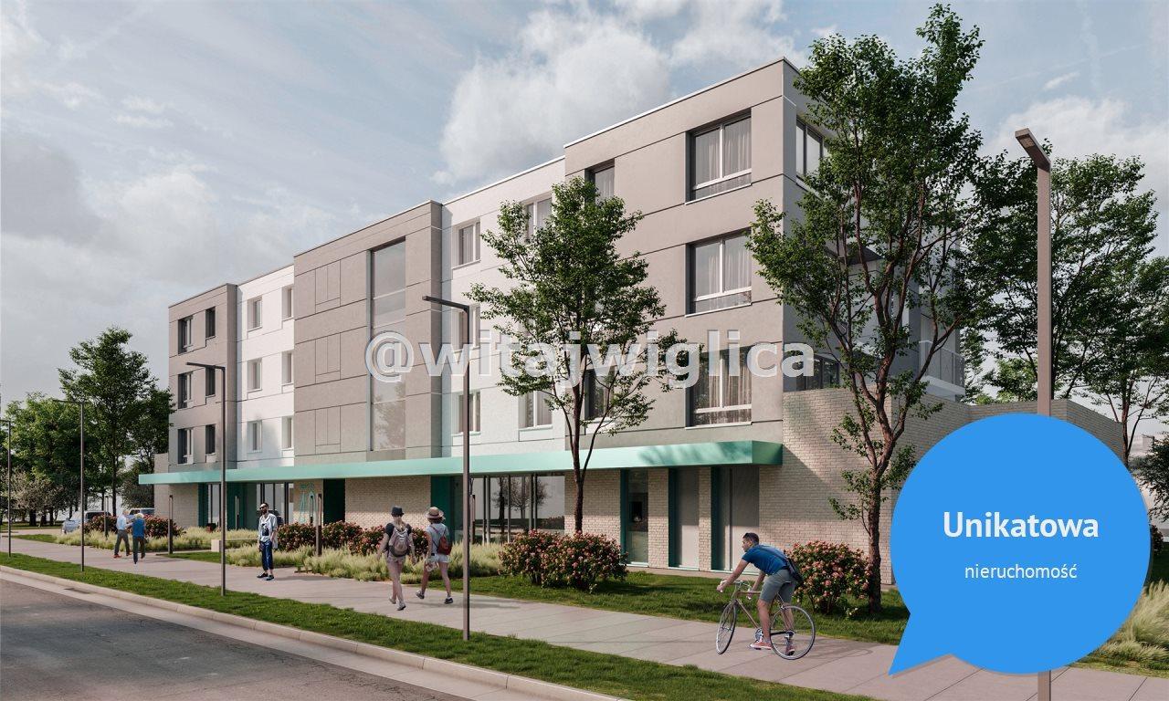 Mieszkanie czteropokojowe  na sprzedaż Wrocław, Psie Pole, Sołtysowice, Poprzeczna  61m2 Foto 2