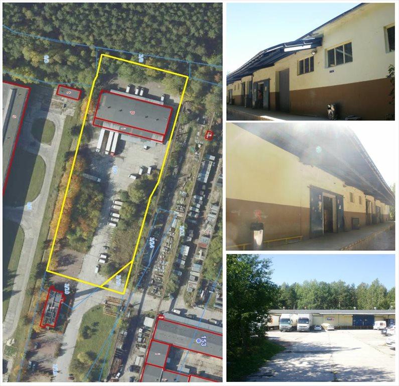 Działka budowlana na sprzedaż Kielce, Zagnańska 153  45078m2 Foto 4