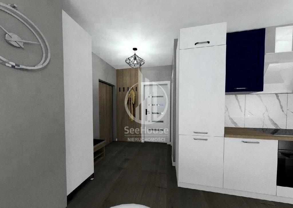 Mieszkanie dwupokojowe na wynajem Gdańsk, Jasień  43m2 Foto 6