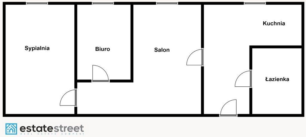 Mieszkanie trzypokojowe na sprzedaż Katowice, Szopienice, Lwowska  43m2 Foto 11