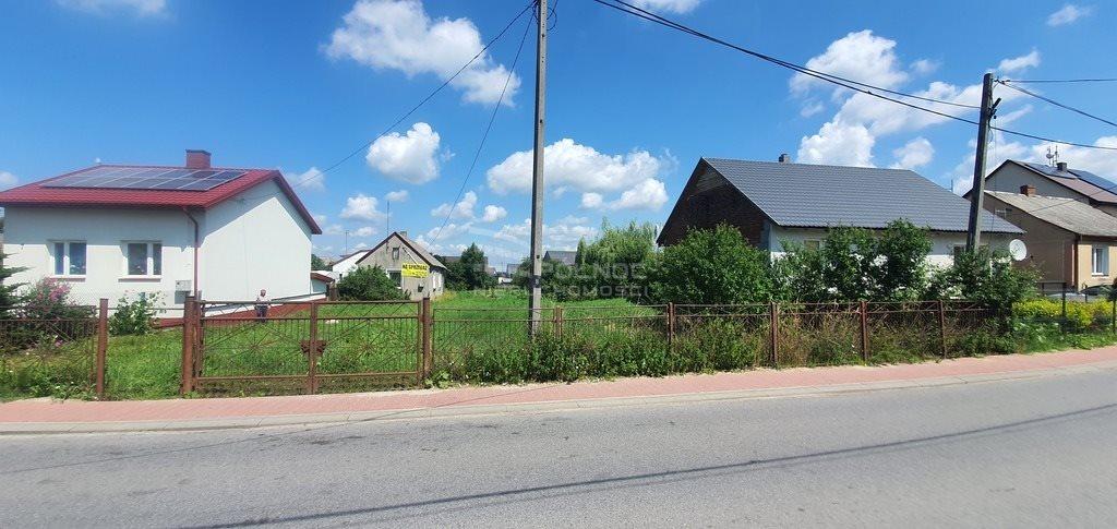 Działka budowlana na sprzedaż Sierosławice  1400m2 Foto 2