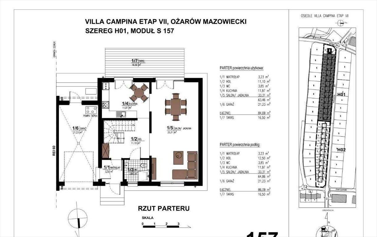 Dom na sprzedaż Warszawa, Bemowo, warszawa  134m2 Foto 4