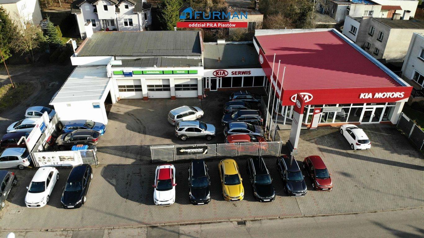 Lokal użytkowy na sprzedaż Piła, Podlasie  499m2 Foto 5