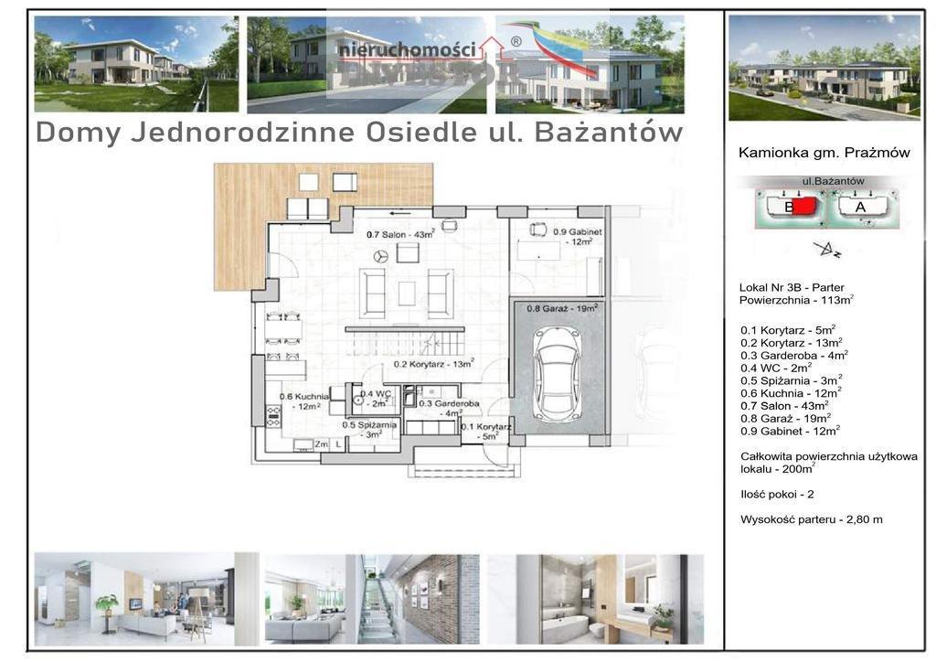 Dom na sprzedaż Kamionka  200m2 Foto 9