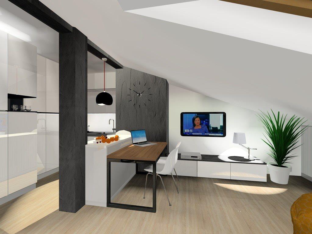 Mieszkanie dwupokojowe na sprzedaż Kielce  45m2 Foto 1