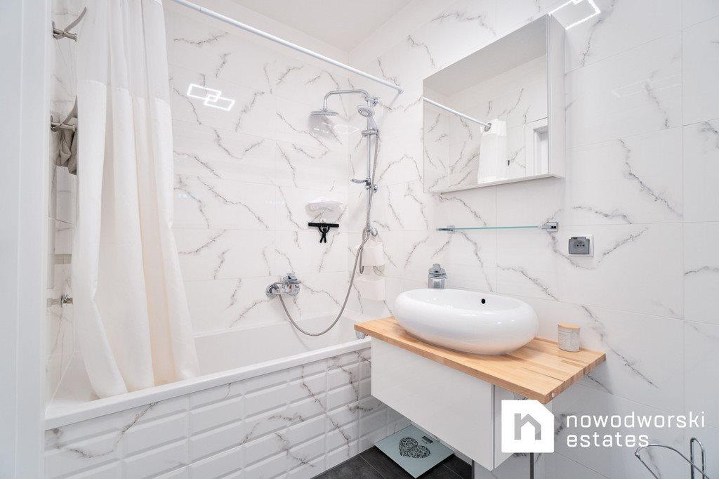 Mieszkanie dwupokojowe na wynajem Gdańsk, Jasień, Krzysztofa Komedy  41m2 Foto 11