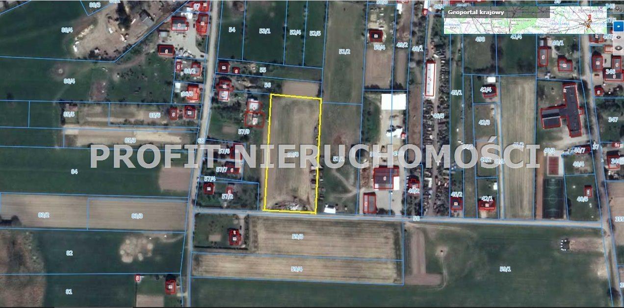 Działka rolna na sprzedaż Garczegorze  6800m2 Foto 3