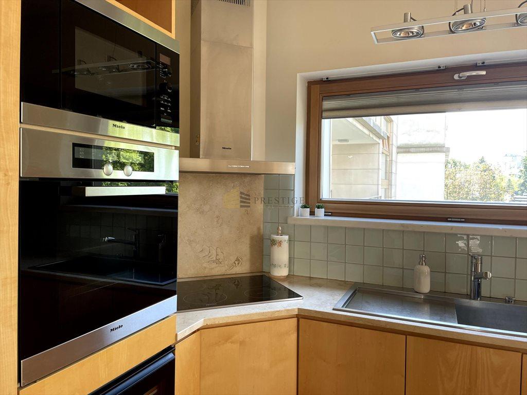 Mieszkanie dwupokojowe na wynajem Warszawa, Mokotów, Narbutta  93m2 Foto 8