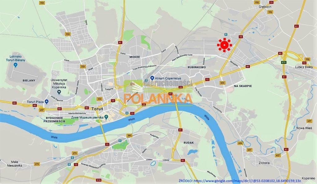 Lokal użytkowy na wynajem Toruń  2860m2 Foto 2