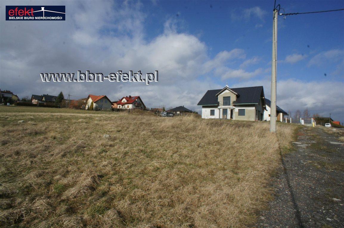 Działka budowlana na sprzedaż Bielsko-Biała, Lipnik  1300m2 Foto 6
