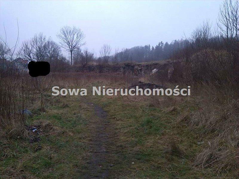 Działka budowlana na sprzedaż Wałbrzych, Nowe Miasto  1200m2 Foto 1