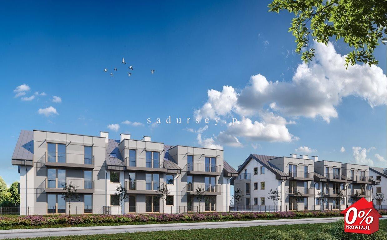 Mieszkanie trzypokojowe na sprzedaż Kraków, Bieżanów-Prokocim, Bieżanów, Bieżanowska - okolice  56m2 Foto 1