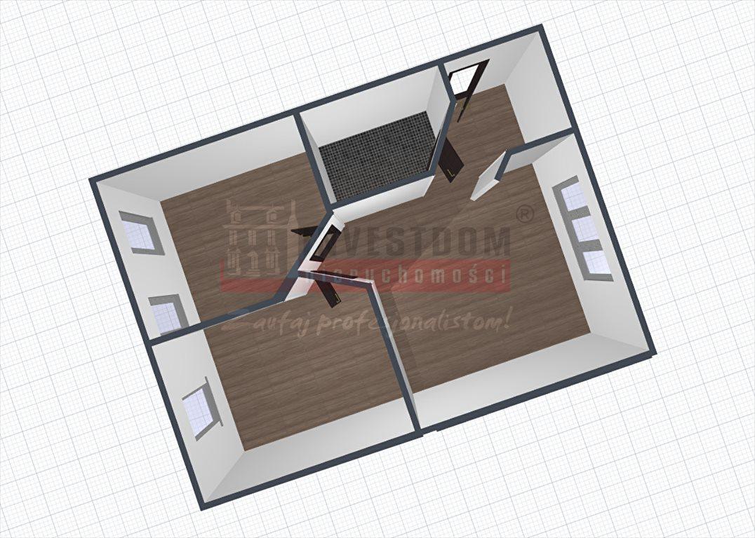 Mieszkanie trzypokojowe na wynajem Opole, Centrum  54m2 Foto 6