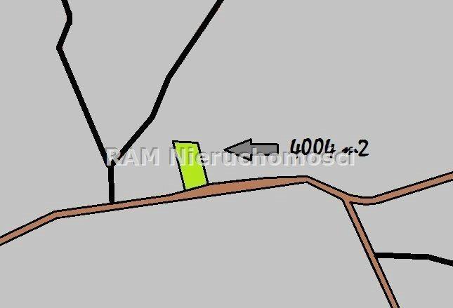Działka inna na sprzedaż Świerczyna, Berdychowo  4004m2 Foto 1