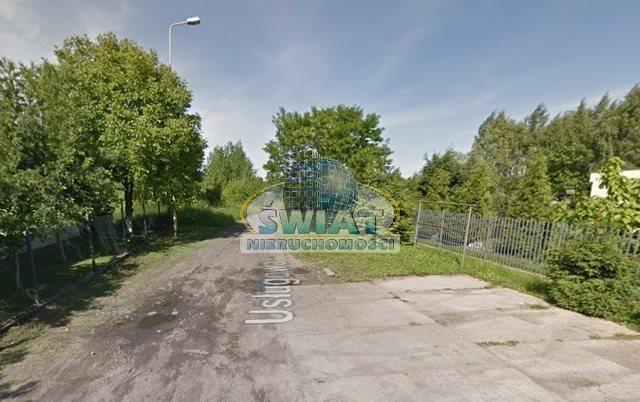 Działka przemysłowo-handlowa na sprzedaż Police, Usługowa  1840m2 Foto 2