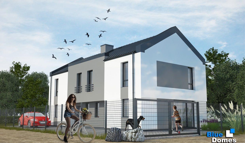 Dom na sprzedaż Luboń, Łączna 15b  107m2 Foto 1