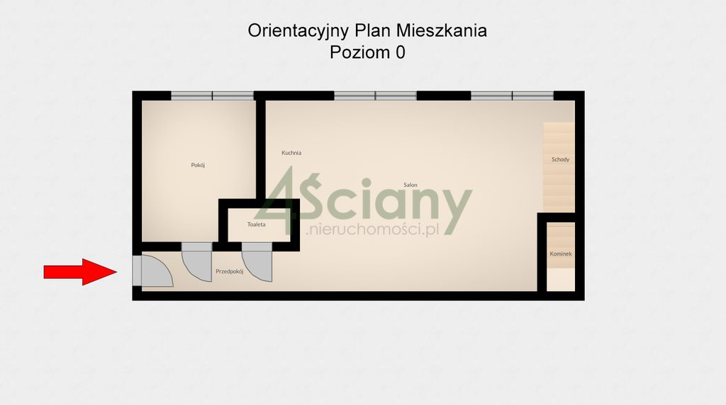 Mieszkanie dwupokojowe na sprzedaż Warszawa, Bemowo, Powstańców Śląskich  56m2 Foto 4