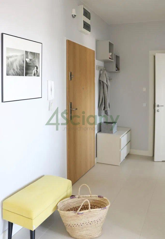 Mieszkanie dwupokojowe na sprzedaż Warszawa, Praga-Południe, Saska Kępa, Zwycięzców  51m2 Foto 10