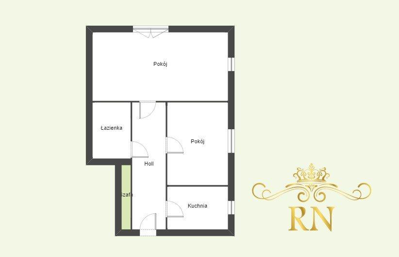 Mieszkanie dwupokojowe na sprzedaż Lublin, Bronowice  30m2 Foto 9