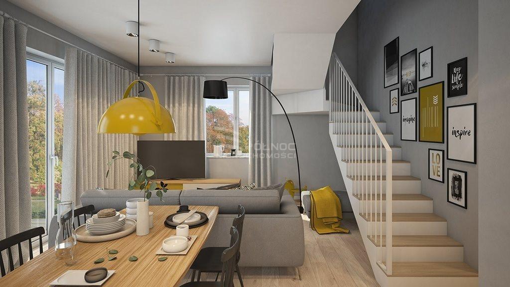 Dom na sprzedaż Pabianice, Nowy dom 88 m2 w stanie deweloperskim  88m2 Foto 3